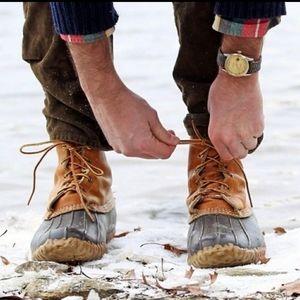 Vintage L.L. Bean Maine Hunting Shoe